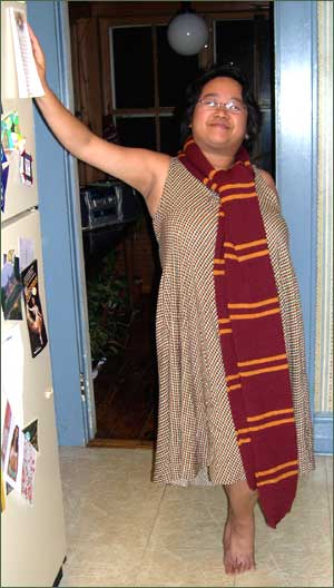My PoA Scarf